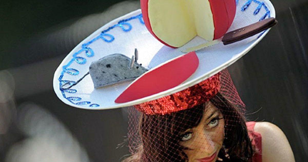 Прикольная шляпа своими руками