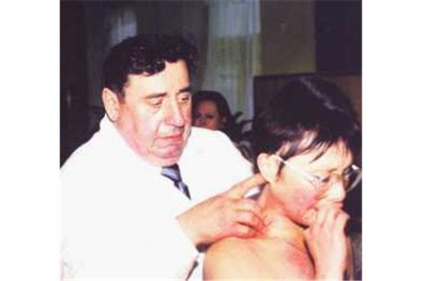 Умер известный костоправ Николай Касьян - Украина - TCH.ua