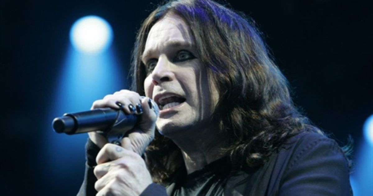 Ozzy osbourne now
