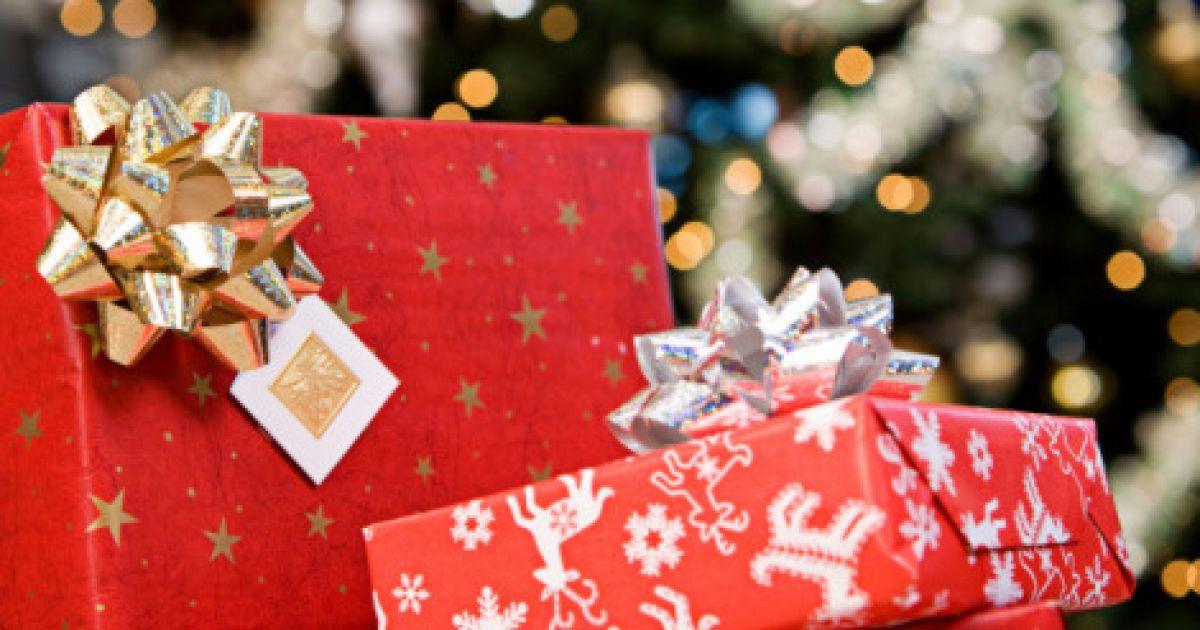 Что получить в подарок на новый год