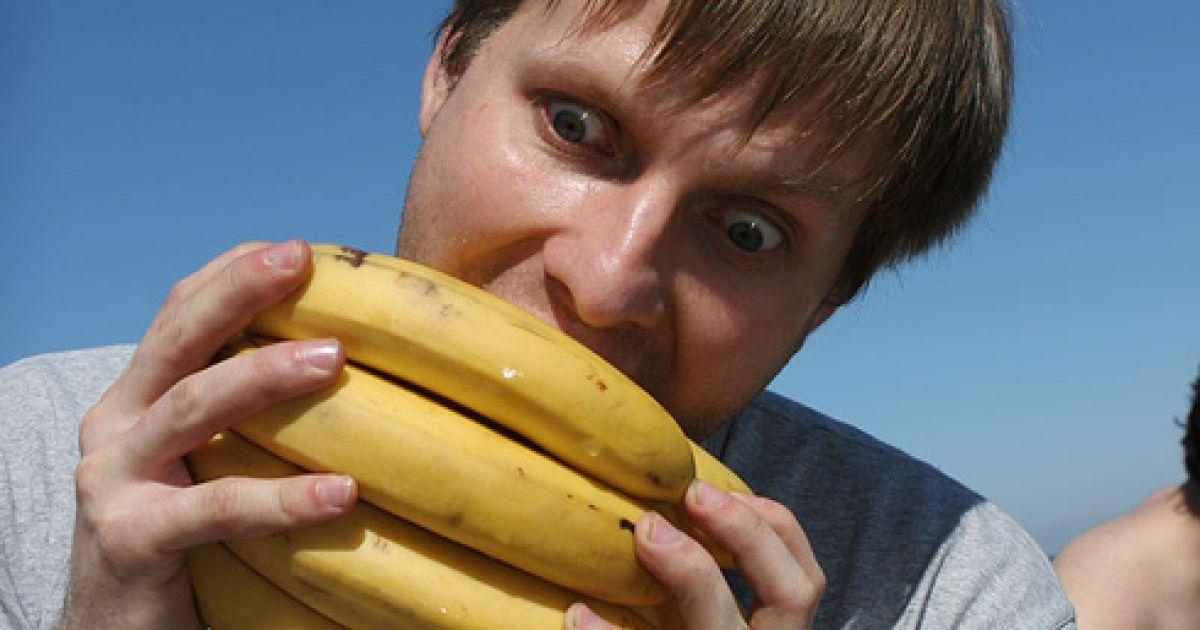 Потенция бананы