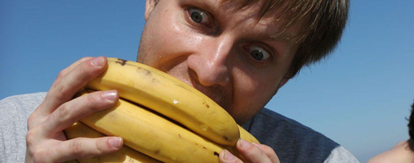 Как влияют бананы на потенцию мужчины