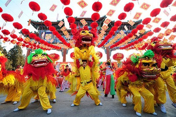 Вьетнамский новый лунный год
