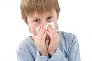 Почему у ребёнка часто идёт носом кровь