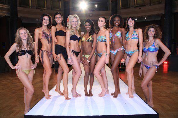 Фото конкурса мисс в купальниках