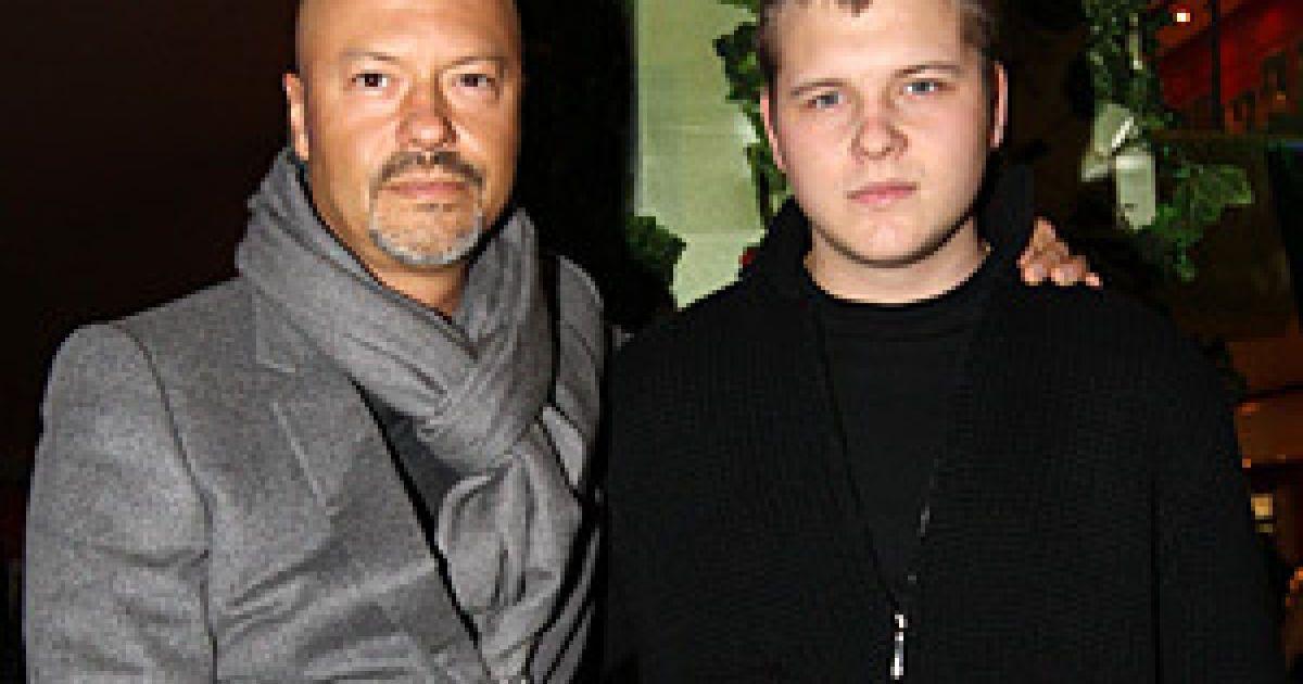 Федор бондарчук и его сын фото