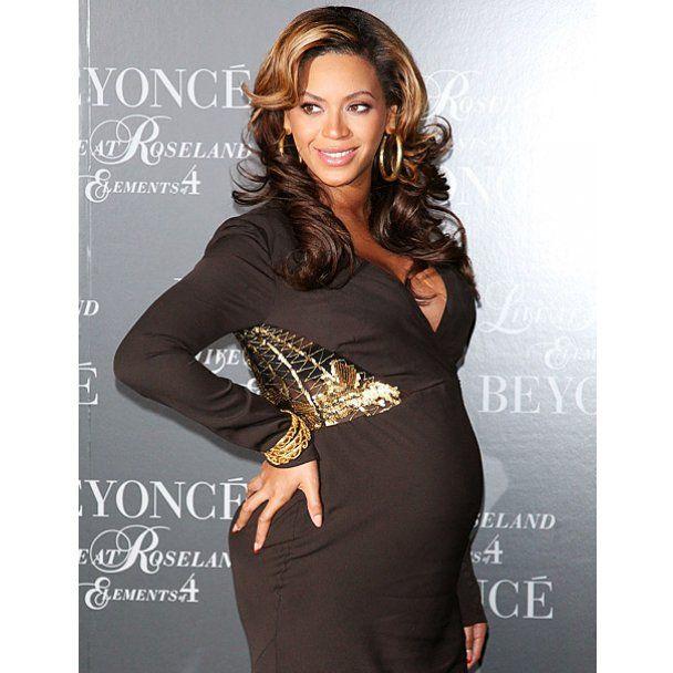 Бейонсе не была беременна