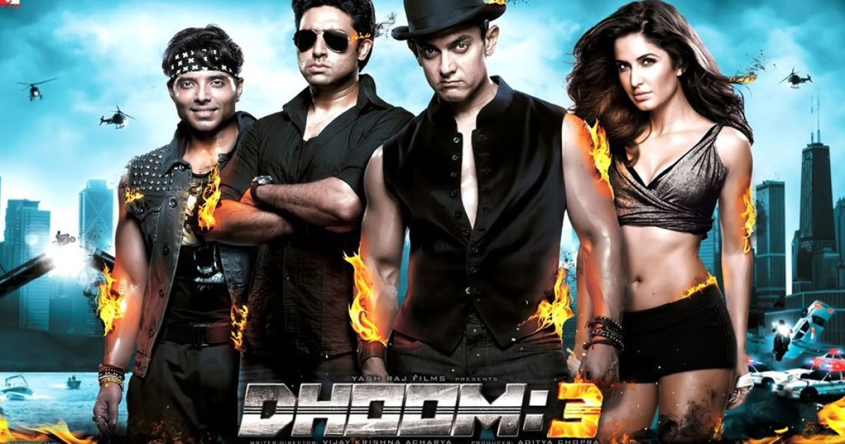 Dhoom 3 movie song