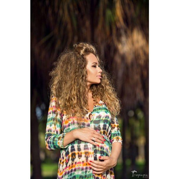 Фото яна соломко беременна