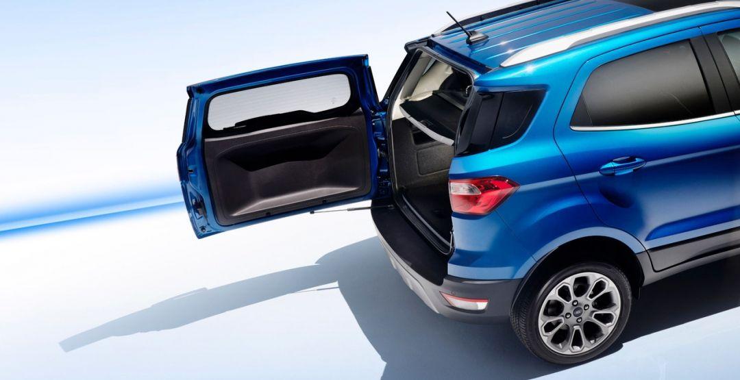 Недостатки Форд Экоспорт в новом кузове - отзывы
