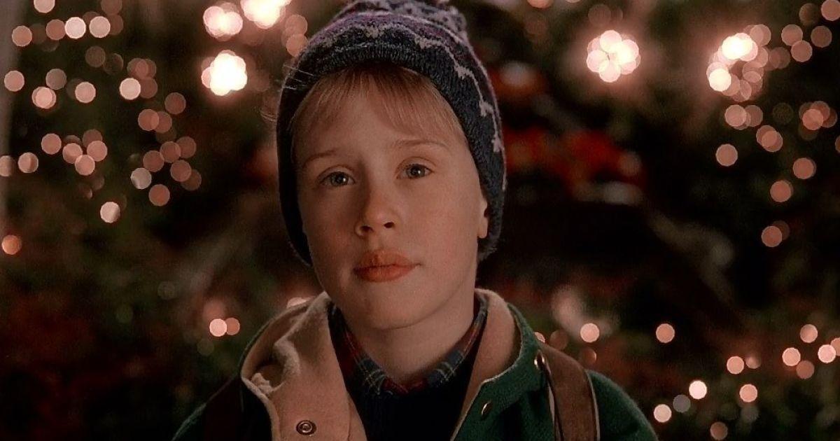 Фильм про мальчика новый год