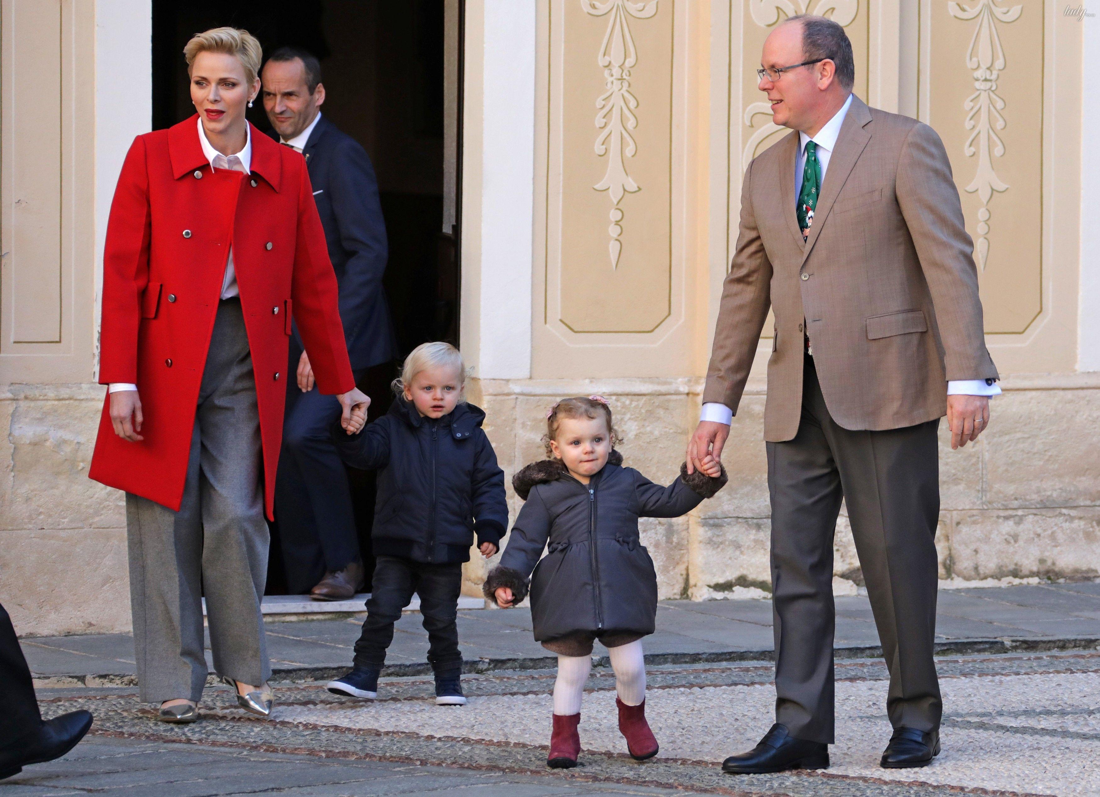Дети князя монако альберта фото последние