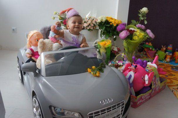 Подарок жене на годик ребенка 74