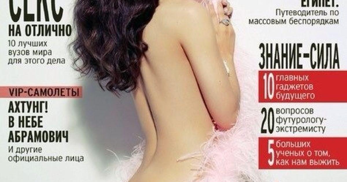 Голая виктория дайнеко в журнале playboy166