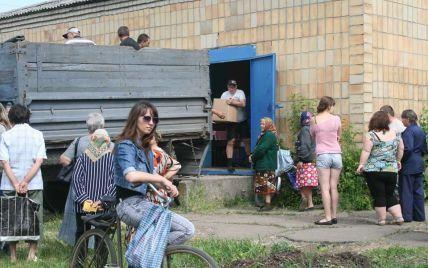 США выделили дополнительно 18 миллионов долларов гуманитарной помощи для жителей Донбасса и Крыма