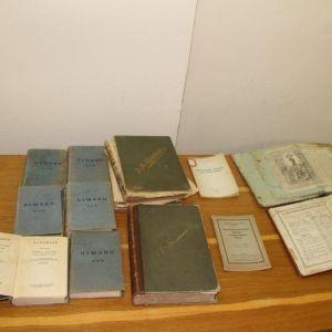 Іноземець намагався вивезти з України старовинні книги, його затримали прикордонники (фото)