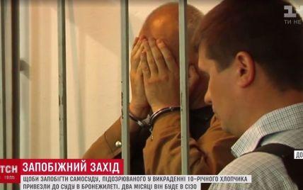 Похищение мальчика в Николаеве: педофил признался в содеянном и услышал решение суда