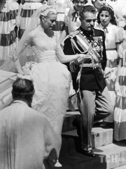 Грейс Келли и князь Ренье III / © Associated Press