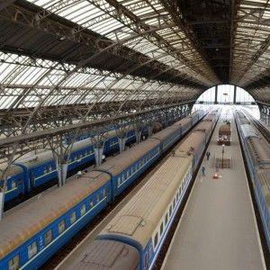 """Експрес до Борисполя, тунель у Бескидах і маршрути до ЄС. В """"Укрзалізниці"""" розповіли про досягнення за рік"""