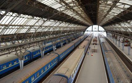 К Пасхе железнодорожники назначили дополнительные поезда по Украине