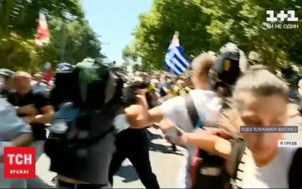 Марш ЛГБТ-спільноти в Грузії закінчився масовим побиттям журналістів