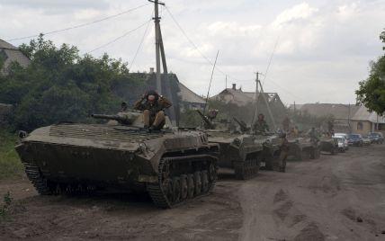 На Мариупольском направлении произошло боестолкновение с боевиками, есть потери