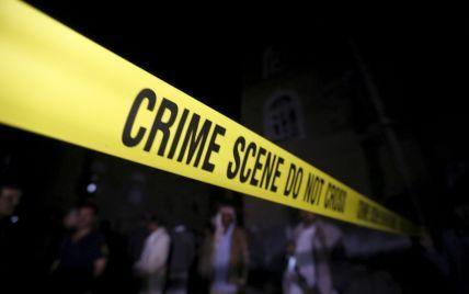 На Запорожье неизвестные в камуфляже с гранатометами напали на инкассаторов