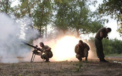Ситуация на Донецком направлении обостряется — штаб АТО