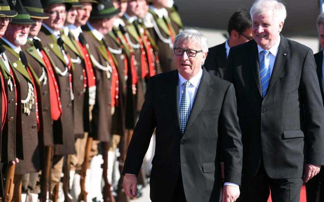 Президент Еврокомиссии Жан-Клод Юнкер / © Reuters