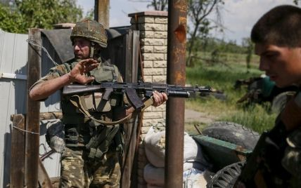 """Боевики """"залили огнем"""" Станицу Луганскую и уничтожили три жилых дома"""