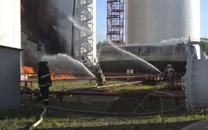 В МВД уточнили количество жертв пожара под Васильковом