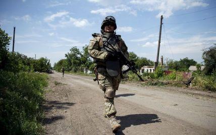 В Администрации президента сообщили о потерях сил АТО за минувшие сутки