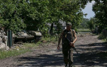 Военные АТО закончили зачистку Марьинки от диверсантов