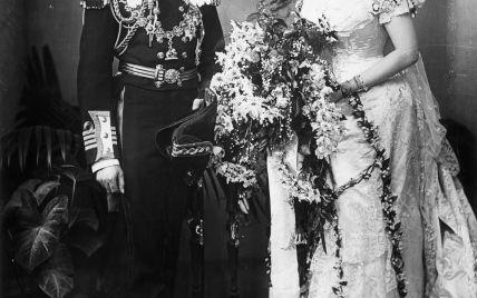 128-ма річниця весілля: згадуємо, як виходила заміж бабуся королеви Єлизавети II - Марія Текська