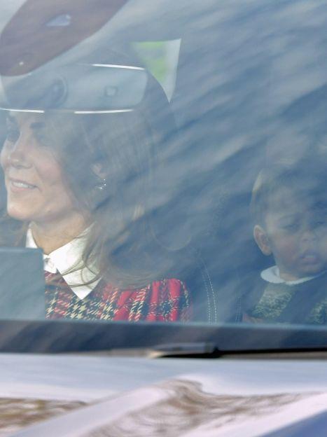 Герцогиня Кетрін з дітьми / © Getty Images