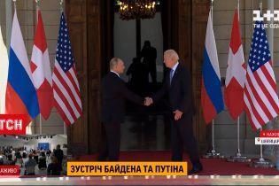 Новини світу: Навальний, війна на Донбасі та кібератаки – заяви Путіна на пресконфренції у Женеві