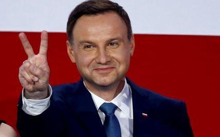 Польская ЦИК подтвердила победу Дуды на выборах