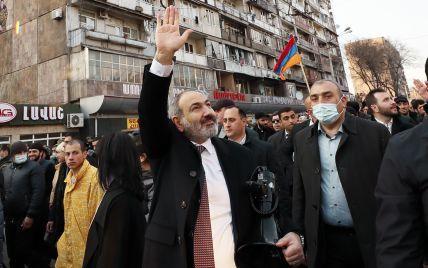 У Вірменії визнали перемогу партії Пашиняна на дострокових виборах