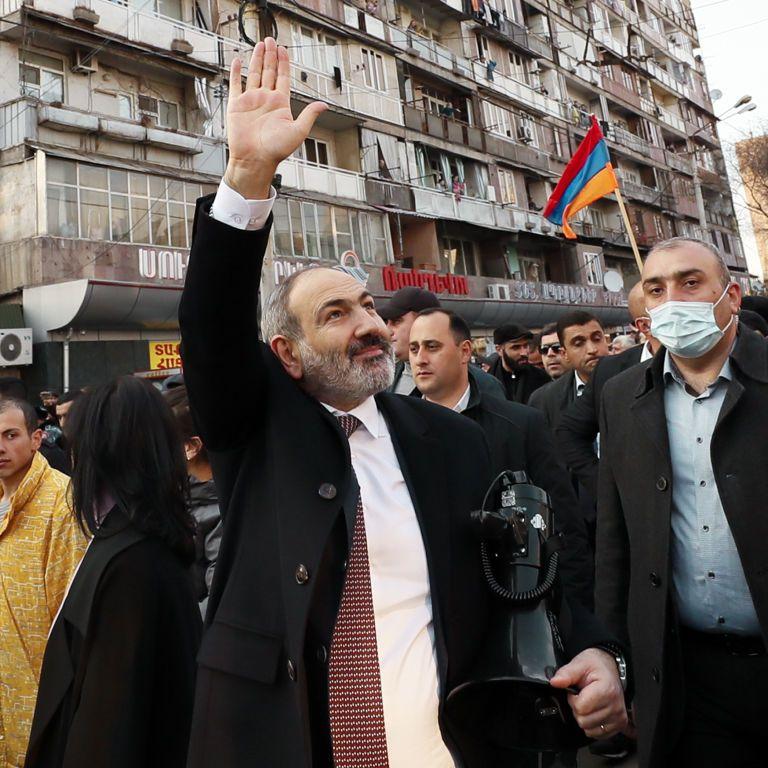 Пашинян заявив, що у Вірменії відбулася друга революція