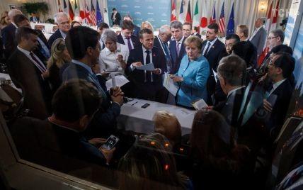 Санкции могут усилить, аннексия Крыма незаконна: лидеры G7 выступили с резким заявлением по России