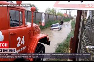 Новости Украины: в Днепре десятки домов и около сотни дворов до сих пор затоплены