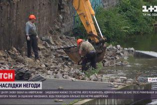 Новини України: кілька регіонів борються з наслідками потужних злив