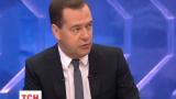 Медведєв погрожує Україні через можливе скасування позаблокового статусу