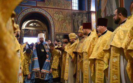 Епифаний готов к непринужденной встрече с Онуфрием из Московского патриархата