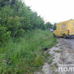 Врезался в микроавтобус: в Тернопольской области в ДТП погиб 13-летний школьник (фото)