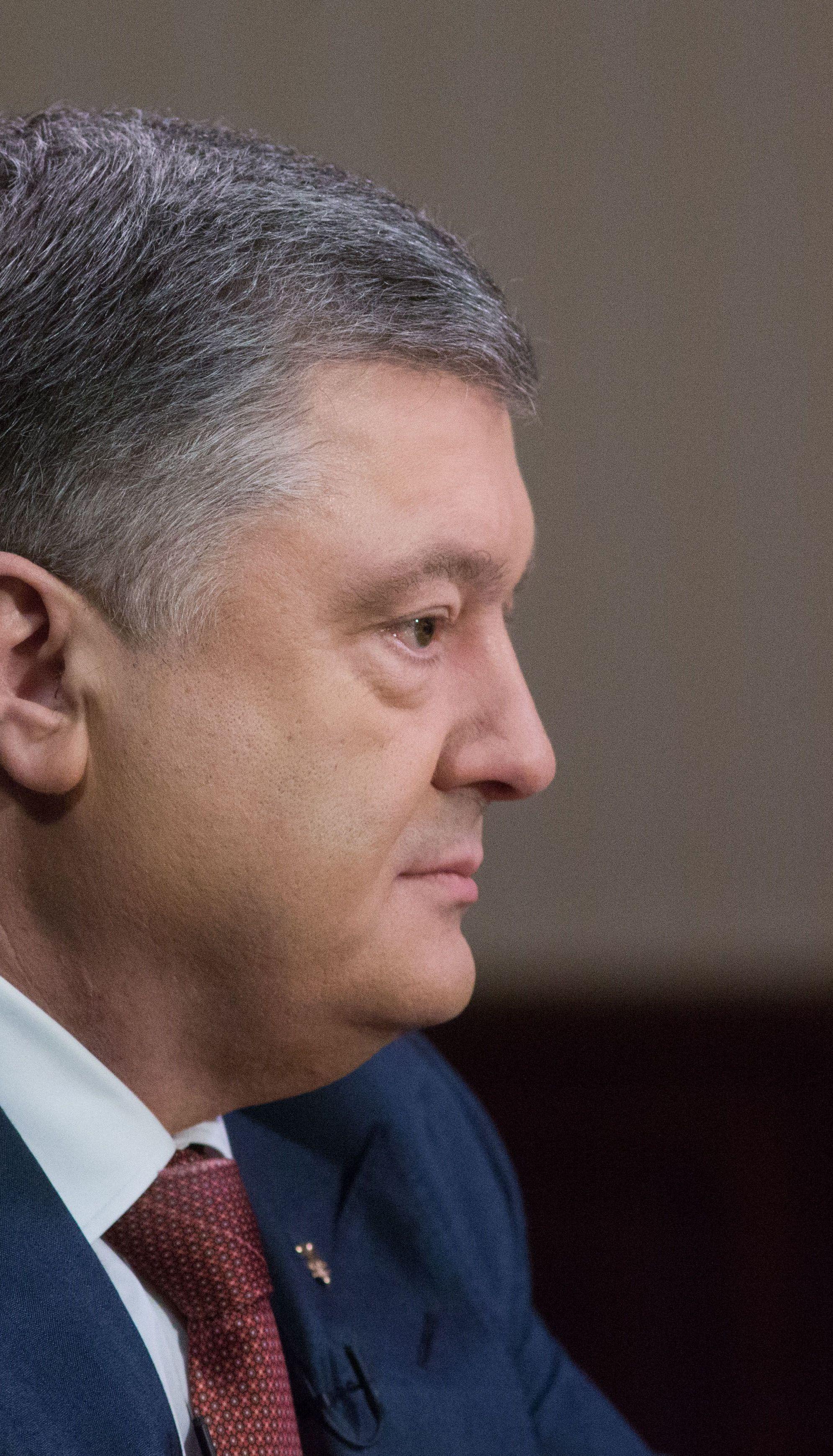 Порошенко рассказал, зачем Украине Томос об автокефалии