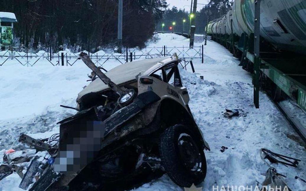© ГУ Национальной полиции Украины в городе Киеве