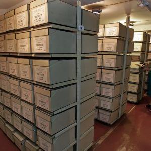 В Киеве открыли архив документов репрессивных органов, где рассекретят миллионы дел