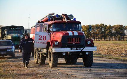 Тука заявил о полной ликвидации адского пожара в Сватово