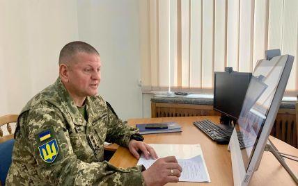 """""""Не только мир на наших условиях"""": главнокомандующий ВСУ назвал настоящую победу Украины в войне против России"""